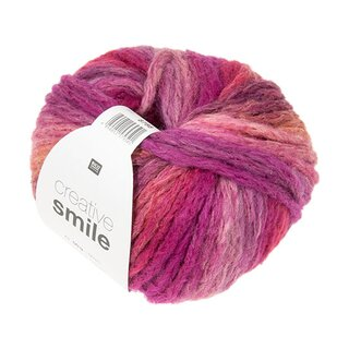 RICO Design Creative Smile 50gr, Farbe 003 Love
