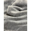 Soft Double Fleece, grau